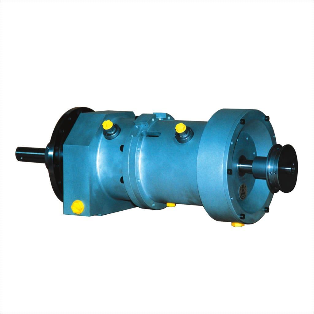 2 unabhängige Kolben Hydraulikzylinder