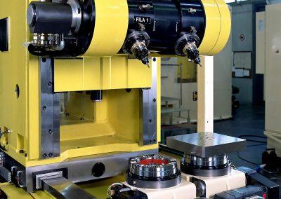 Spezialmodul für die Verarbeitungslinie der Bremssattelkörper