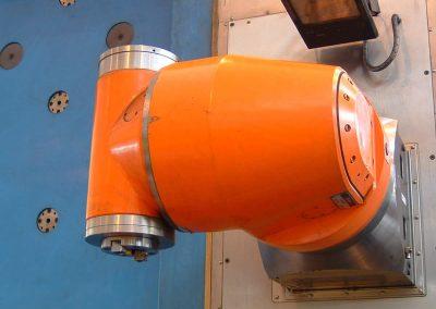 Universalkopf für Bohrmaschine für automatischen Werkzeugwechsel