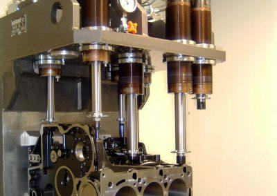 3-4-Zylinder-Motorblock